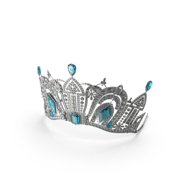 Cinderella Inspired Tiara PNG & PSD Images