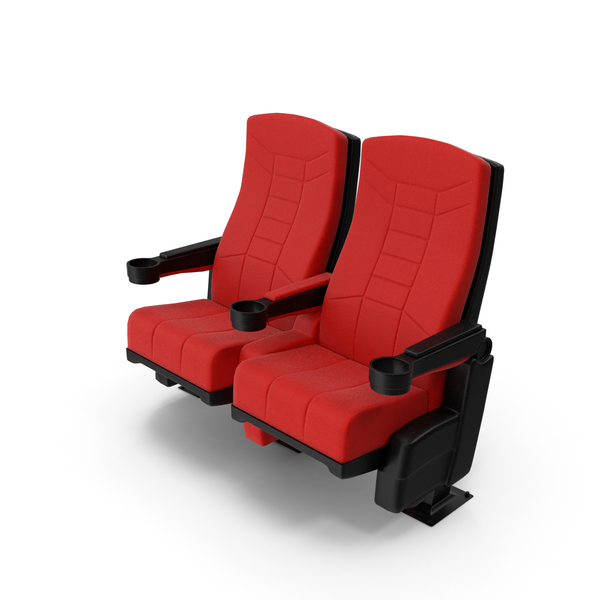 Theatre Chair: Cinema Seats PNG & PSD Images