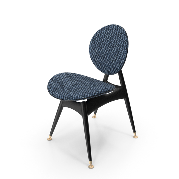 Cafe: Circle Dining Chair PNG & PSD Images