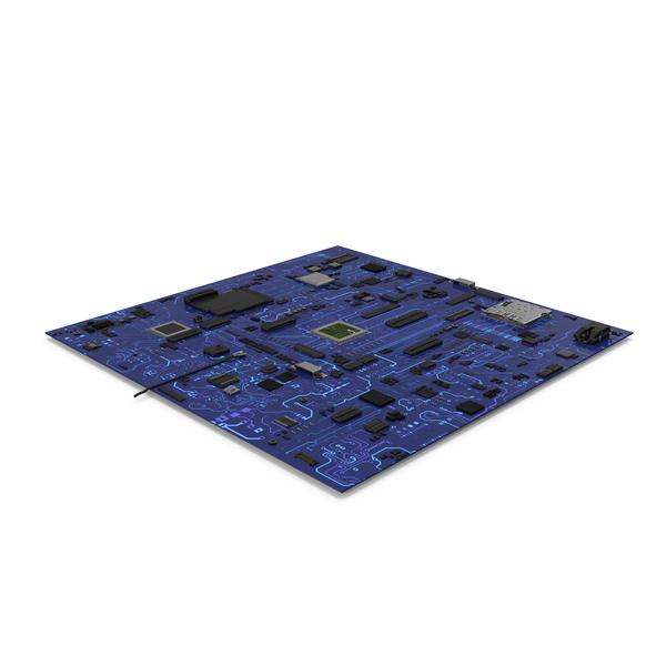 Circuit Board PNG & PSD Images