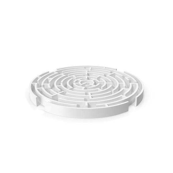 Circular Maze PNG & PSD Images