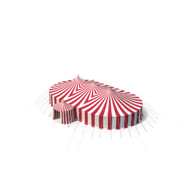 Circus Tent Object