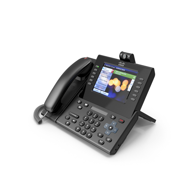 Cisco Unified IP Phone 9971 PNG & PSD Images