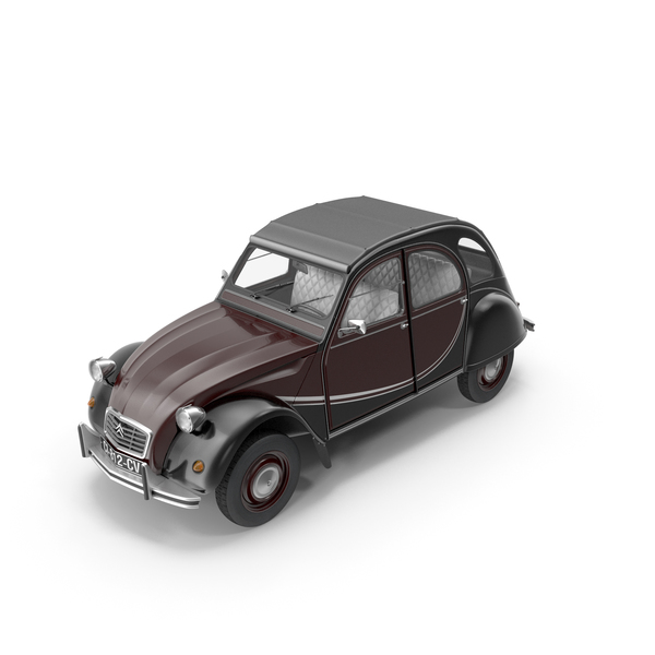 Citroen 2CV Charleston PNG & PSD Images