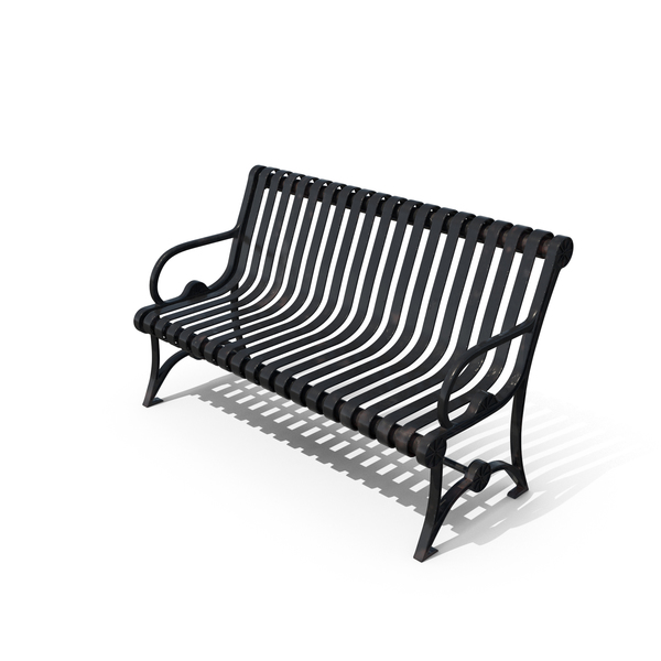 Park: City Bench PNG & PSD Images