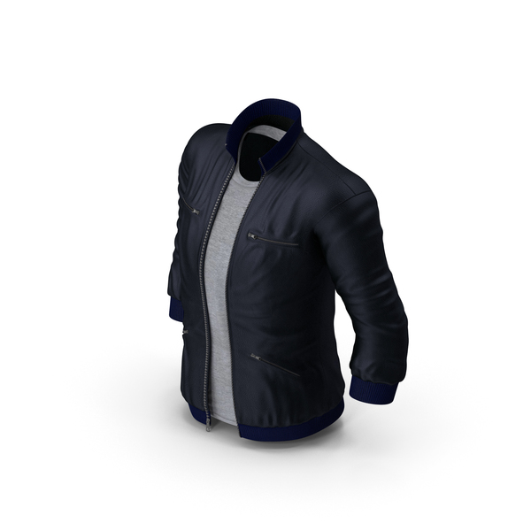 City Jacket PNG & PSD Images