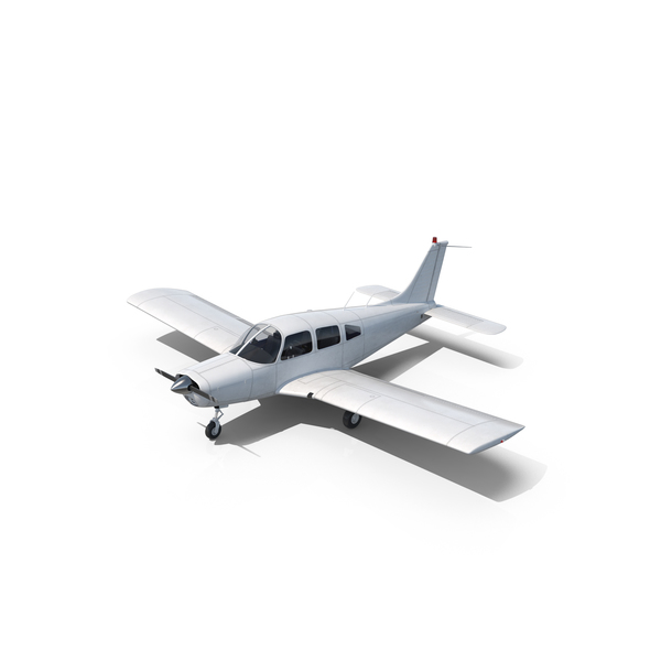 Civil Utility Aircraft Piper PA-28-161 Cherokee Object