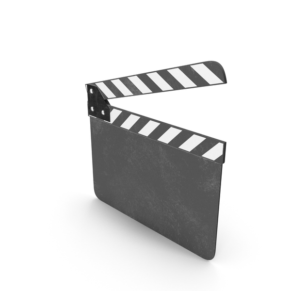 Clapperboard DIRT PNG & PSD Images