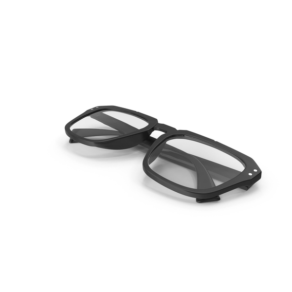 Clark Kent Glasses Object