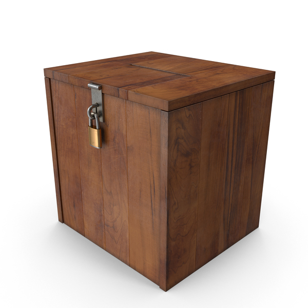 Classic Ballot Box PNG & PSD Images