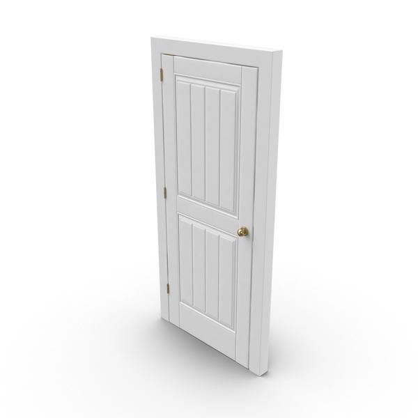 Interior: Classic Door PNG & PSD Images