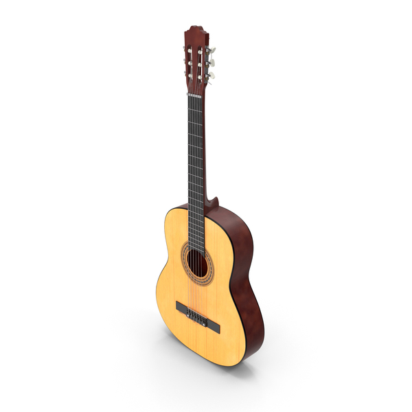 Classic Guitar PNG & PSD Images