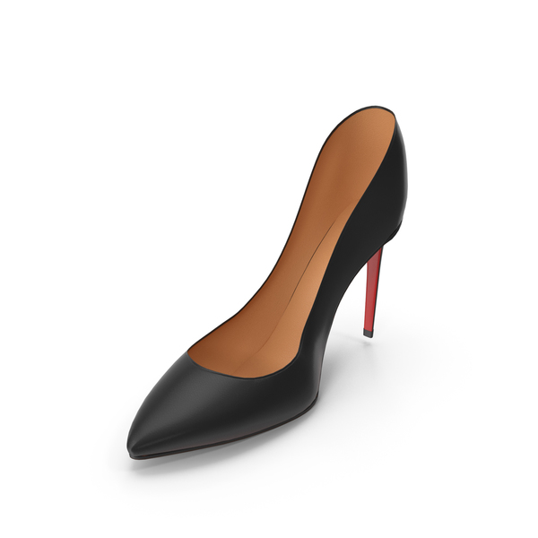 High Heels: Classic Heel Right PNG & PSD Images