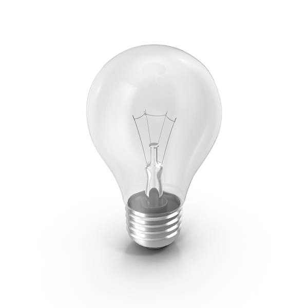 Classic Light Bulb PNG & PSD Images