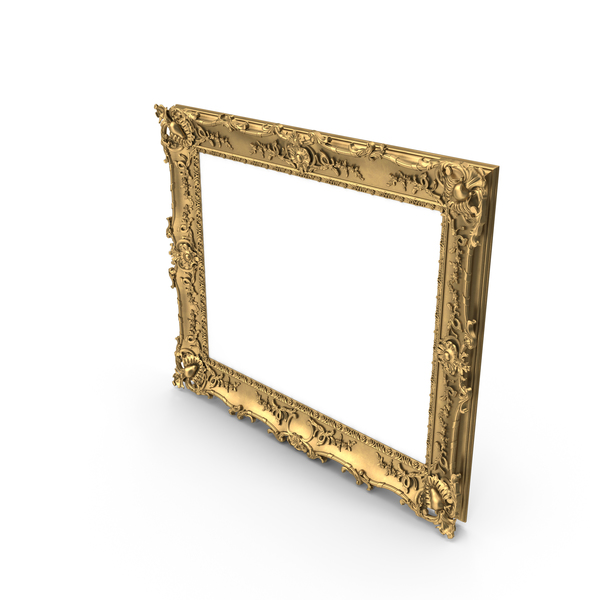 Classic Picture Frame PNG & PSD Images