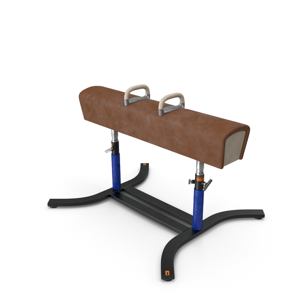 Classic Pommel Horse PNG & PSD Images