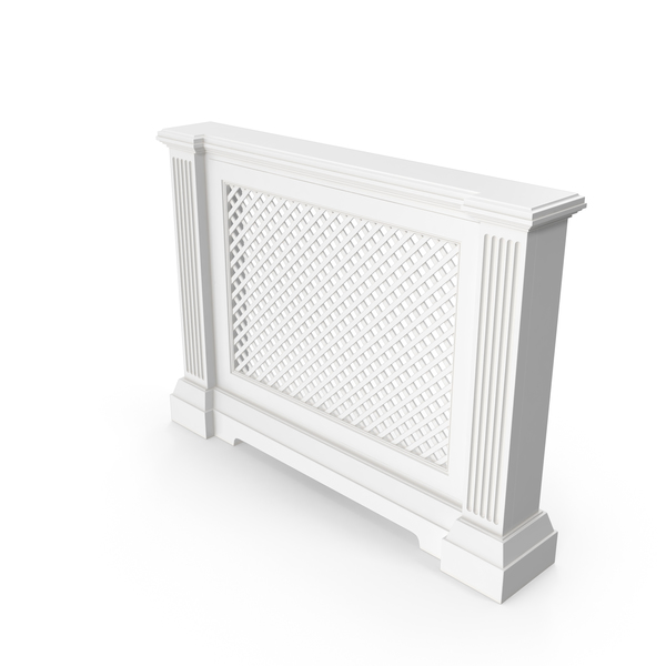 Heater: Classic Radiator Screen PNG & PSD Images