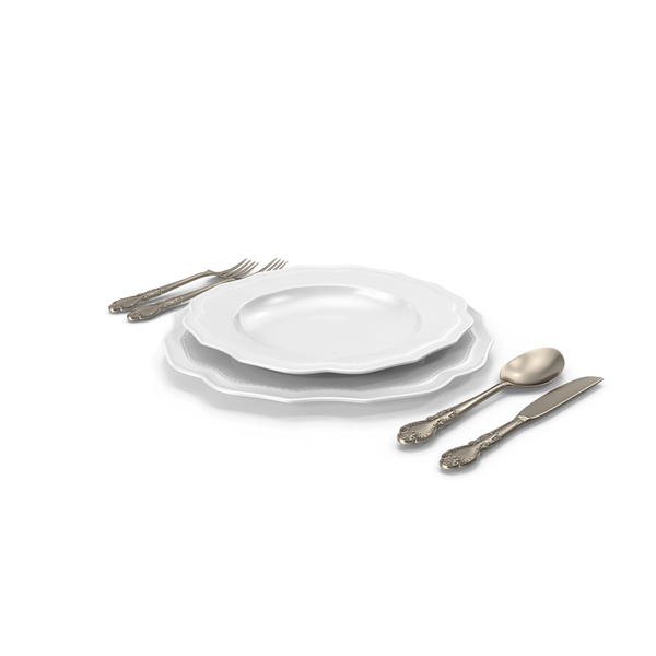 Classic Tableware PNG & PSD Images