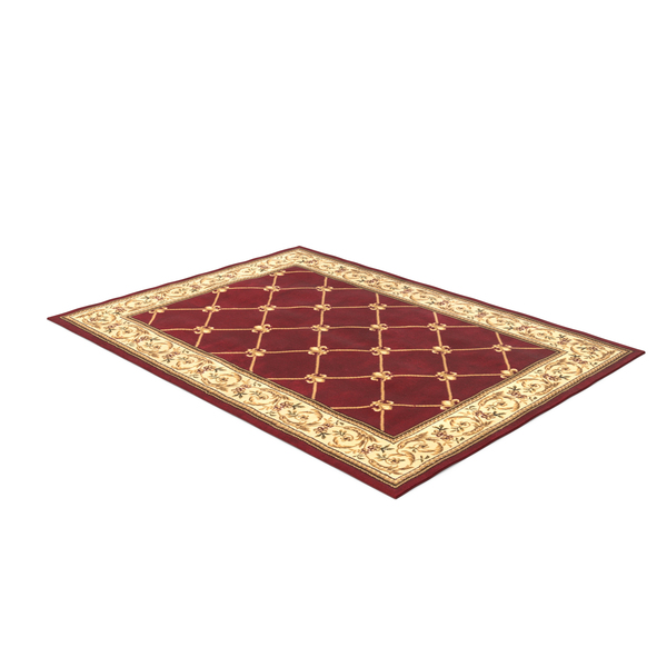 Classical Area Rug PNG & PSD Images
