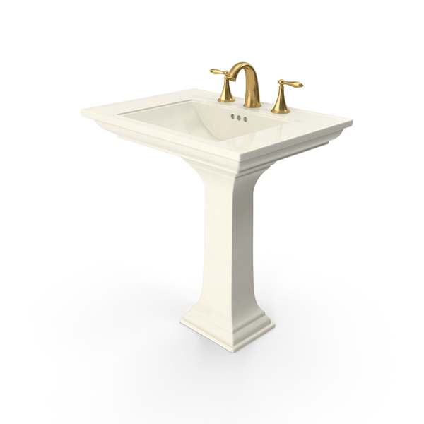 Classical Bathroom Sink PNG & PSD Images