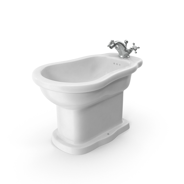 Classical Bidet PNG & PSD Images