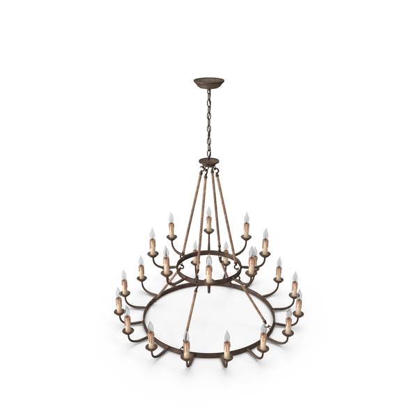 Classical Ceiling Light PNG & PSD Images
