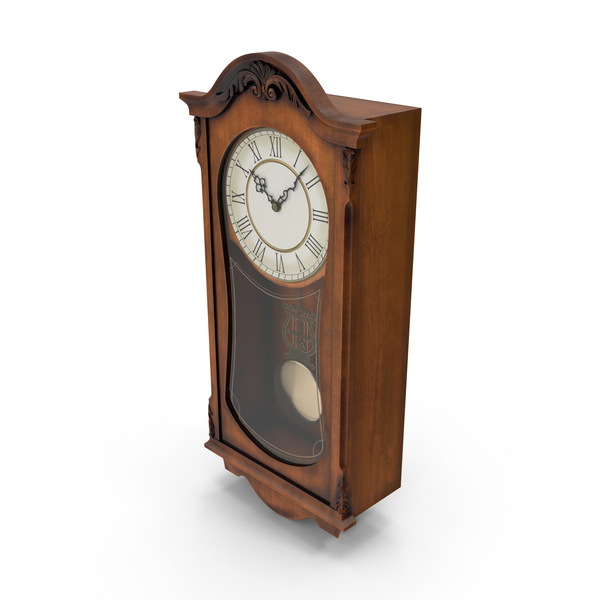 Classical Clock PNG & PSD Images