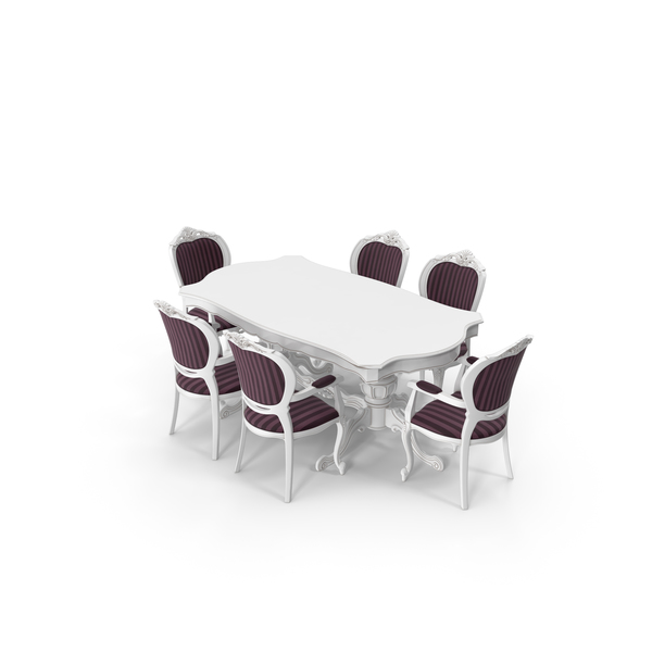 Table PNG & PSDs for Download