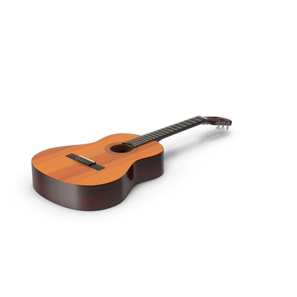 Classical Guitar 1 PNG & PSD Images