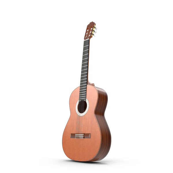 Acoustic: Classical Guitar Object