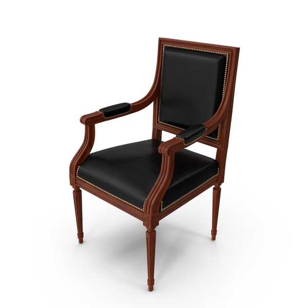 Classical Office Chair PNG & PSD Images