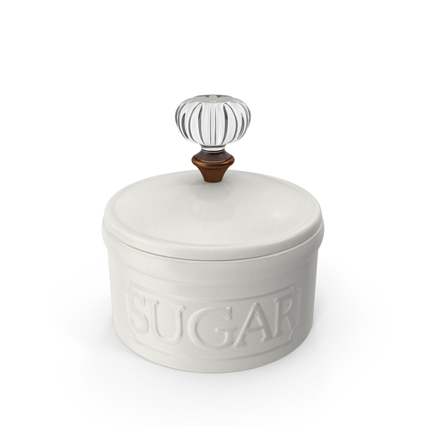 Classical Sugar Bowl PNG & PSD Images