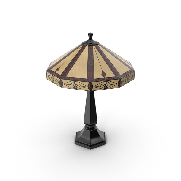 Lamp: Classical Table Light PNG & PSD Images