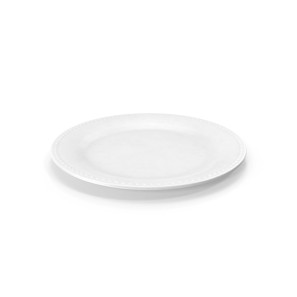 Classical Tableware Plate PNG & PSD Images