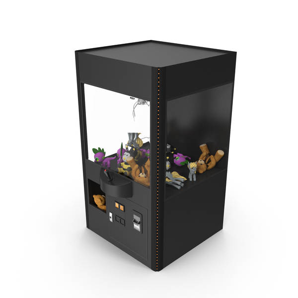 Claw Vending Machine PNG & PSD Images