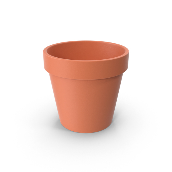 Clay Ceramic Pot PNG & PSD Images