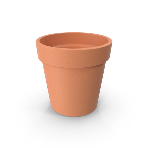 Flower: Clay Pot PNG & PSD Images