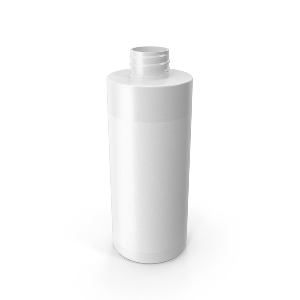 Cleansing Gel Bottle No Cap PNG & PSD Images