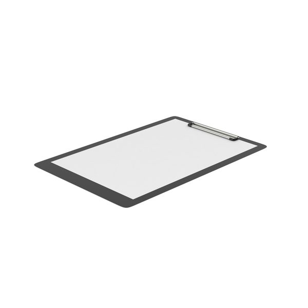 Clipboard Black PNG & PSD Images