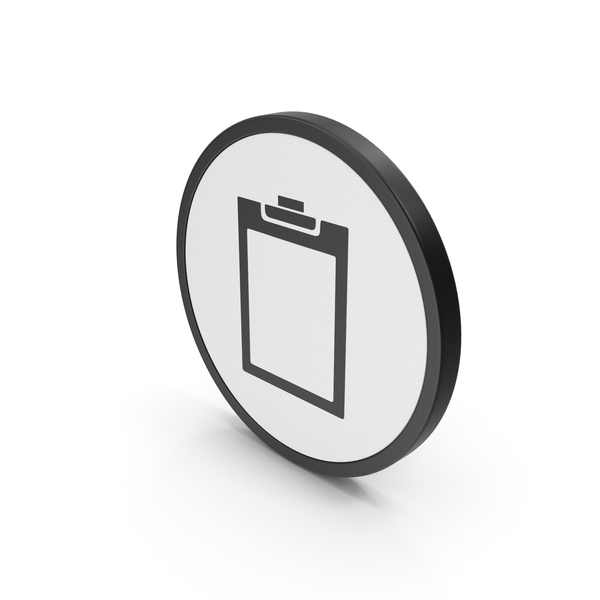 Logo: Clipboard Icon PNG & PSD Images