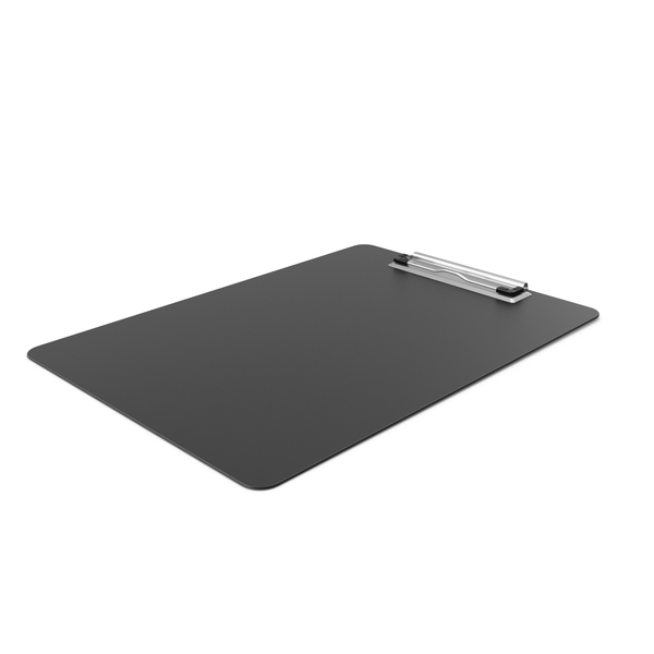 Clipboard Side Black PNG & PSD Images