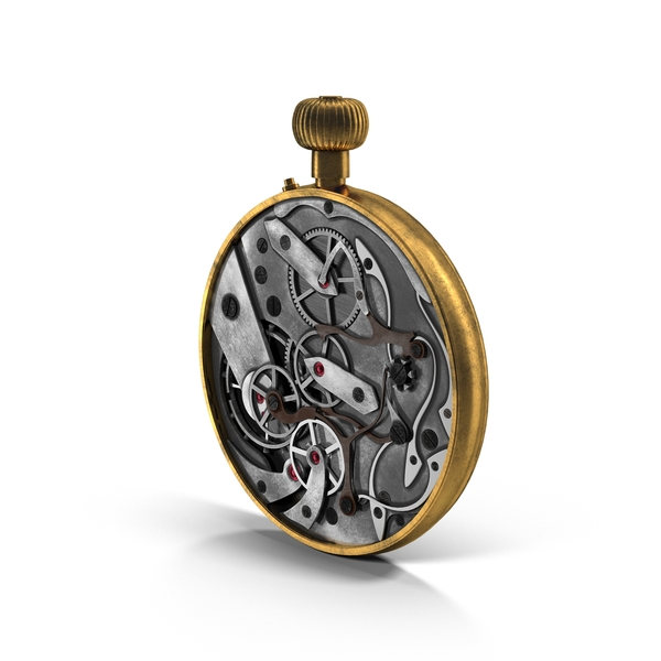 Clock Mechanism PNG & PSD Images