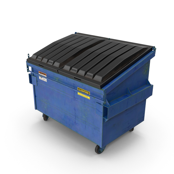 Closed Dumpster PNG & PSD Images