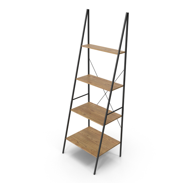 ClosetMaid Ladder Shelf PNG & PSD Images