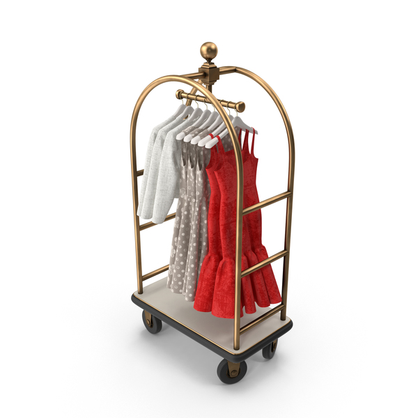 Clothing Rack PNG & PSD Images