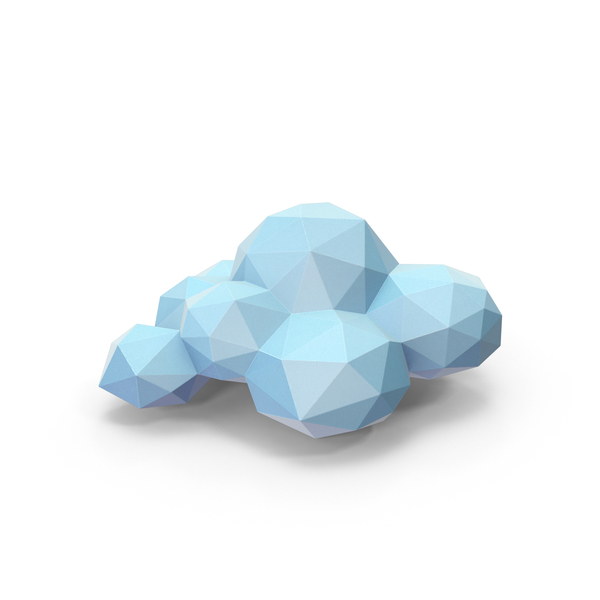 Cartoon: Cloud Small PNG & PSD Images