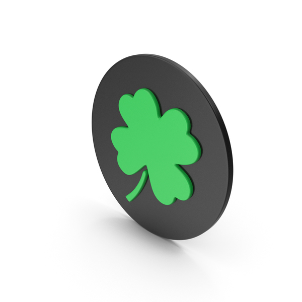 Clover Green Icon PNG & PSD Images