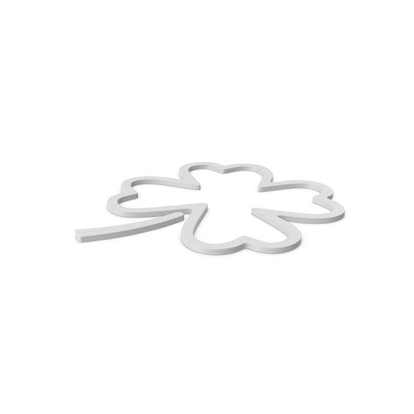Clover Symbol PNG & PSD Images