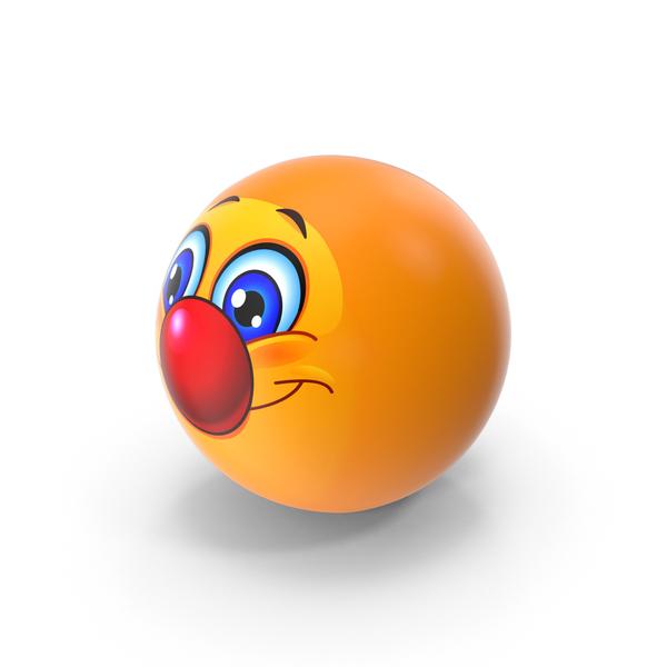 Clown Emoji PNG & PSD Images