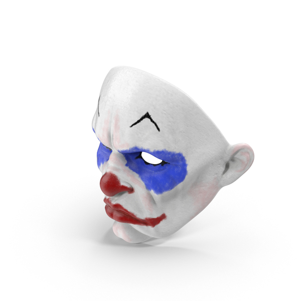 Clown Mask PNG & PSD Images